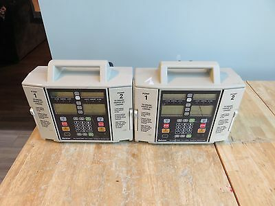 Baxter Flo-Gard 6301 Dual Channel IV Infusion Pump 2 available