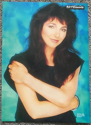 KATE BUSH - 1997 full page magazine poster