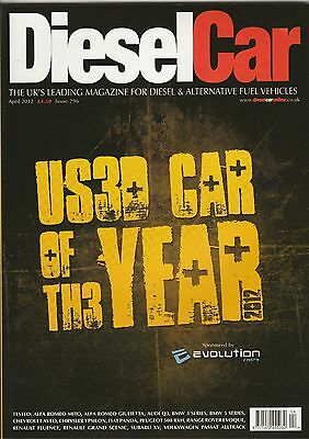 Dieselcar Magazine April 2012 Used Car Of The Year