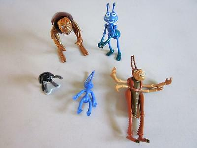 Disney's A Bugs Life Movie Characters