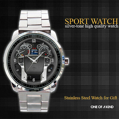 2014 toyota tundra limited steering wheel sport Metal Watch