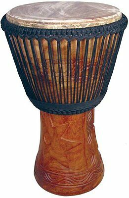 Atlas Professional Djembe Drum with 13 inch Head