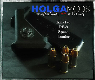 HOLGAMODS Kel-Tec PF9 9mm Speed loader