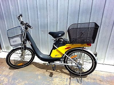 Power Ped Electric Bicycle - Immaculate Condition