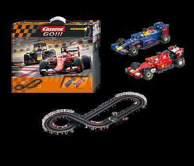 Carrera Go! Win It! Brand New Slot Car Racing Set With 3.6 M Of Track! Formula 1