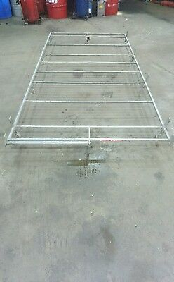 Large universal van galvanised roof rack sprinter crafter transit