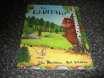 The Gruffalo  By Julia Donaldson Softcover Brand New