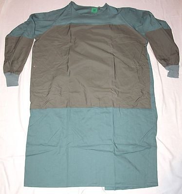 Vintage Military Surgical Operating Gown, Extra-Large, New In Package