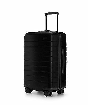Away Travel Luggage The Carry-On Inbuilt 10,000 mAh Battery Black