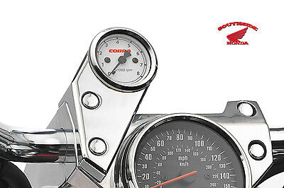 Cobra Bolt On Tachometer Kit Kawasaki Vulcan Vn900 Custom Chrome