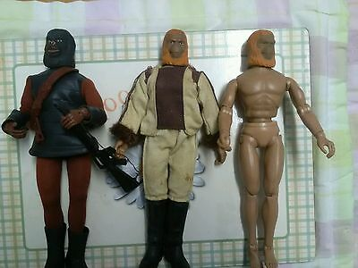 Vintage Planet Of The Apes Figures 1974