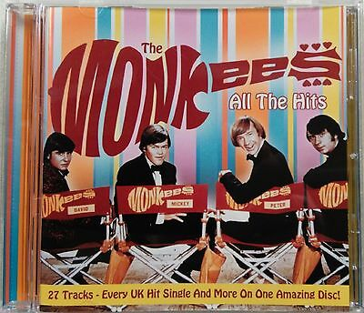 The Monkees - All The Hits - CD - BRAND NEW SEALED GREATEST HITS / VERY BEST OF