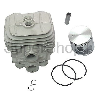Cylinder & Piston Kit For Stihl TS410/TS420, Rep 4238-020-1202 Nikasil Tracking#