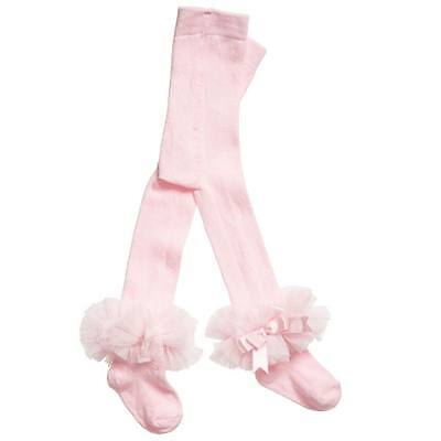 Stunning Spanish Baby Girl Tutu Frilly Tights/couche Tot/ Perfect For Gift