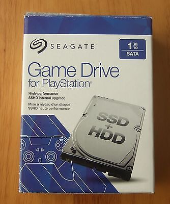Seagate Game Drive For Playstation (1TB)