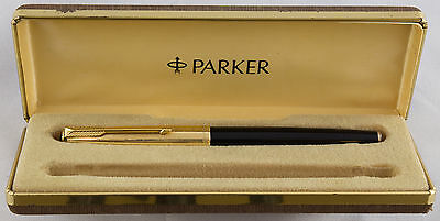 Parker 61 Fountain pen. Made in USA.