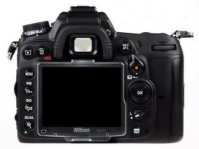 New LCD Monitor Cover Screen Protector for Nikon D600 replaces BM-14