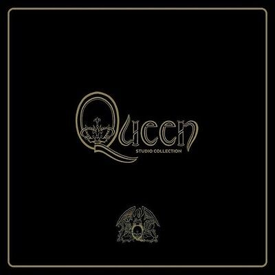 Queen : Coupon - The Studio Collection