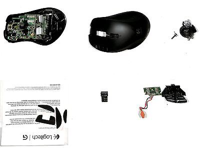 All Spare Genuine Part For Logitech Mouse G700