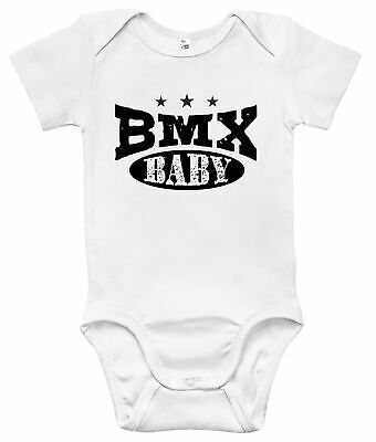 BMX Baby One-piece Baby Bodysuit Cute Baby Clothes for Boys and Girls