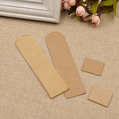 Acrylic Kraft Paper Pen Case Template DIY Leather Craft Mould Hand Craft Tool