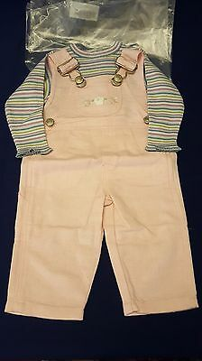 My Twinn Doll Clothes Bib-Overalls and Shirt 23 in Original Package