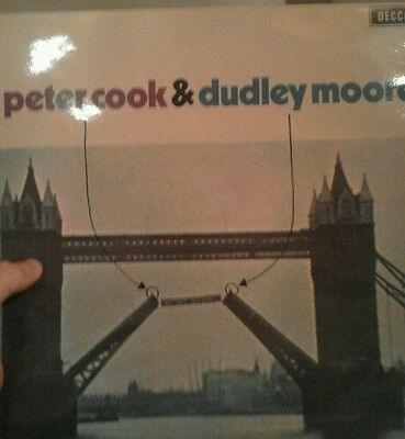 Not Only But Also rare vinyl lp Peter Cook Dudley More