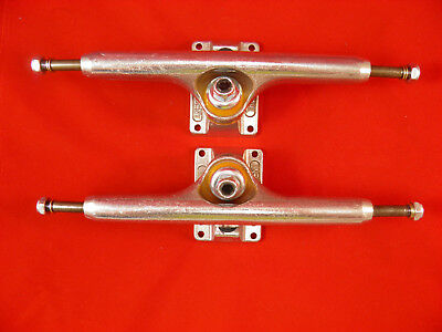 Independent Trucks - Independent 215 Stage 11 Silver Skateboard Trucks
