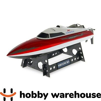 Double Horse 7009 Red Mini K-Marine RC Racing Boat