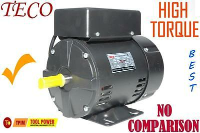 Electric Motor TECO, 2.2-hp X 240v 2800rpm Branded Item, EXTREME QUALITY