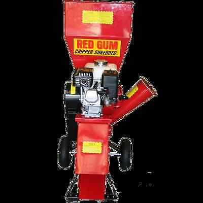 "New RedGum Chipper Shredder (3"") garden power tools"