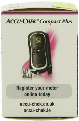 Accu-Chek Compact Test Strips Pack of 17