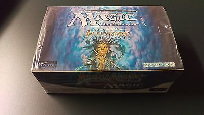 Magic Alliances Boosterbox / Display sealed OVP neu und mega rar