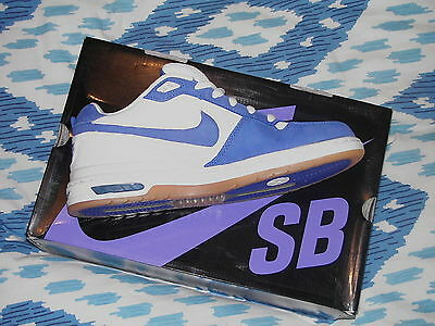 Nike SB Paul Rodriguez Series 1 2006 Skate Shoes Size 10.5 New Dunk J-Rod Cement