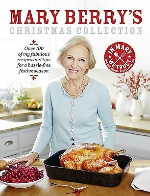 Mary Berry's Christmas Collection by Mary Berry Cookery Cook Book
