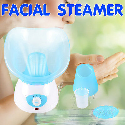 New Skin Facial Steamer Deep Pores Cleanser Moisturize Treatment Thermal Sprayer
