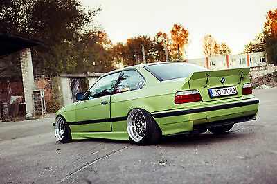 """Fitment Lab"" Overfenders Wide Body kit for BMW E36 Coupe (not a felony form)"