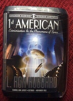 L Ron Hubbard Scientology 1st American Advanced Clinical Course Lectures - Space