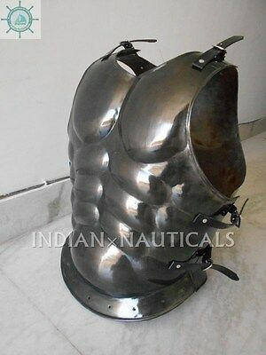 NEW LEATHER GREEK ARMOR VAMBRACE COLLECTIBLE ARM GUARD & LEG GURD REPLICA IxN