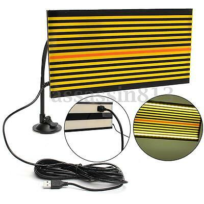 LED USB Line Board Car Scratch Paintless Dent Repair PDR Tools Reflector Light