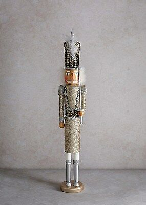 1 x Tall Christmas solider Nutcracker 56cm Approx with Sword