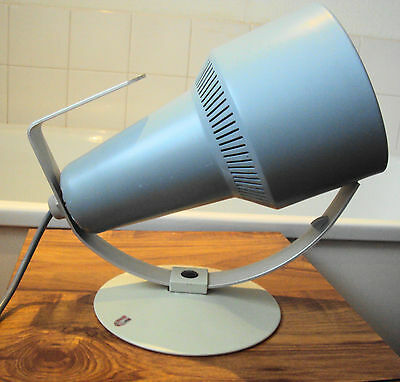 Vintage 1960's Boxed Phillips 'Ultraphil' Heat/ Health Lamp Type KL2866 -Working