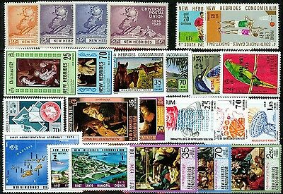 New Hebrides     - 1949-76 – Collection  -  Vf  **