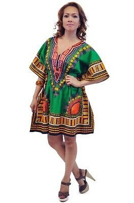 Dashiki Min Dress For Everyday Use