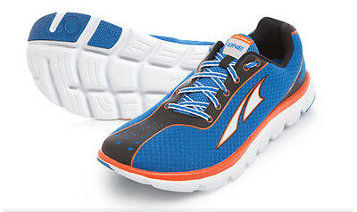 Altra The One 2.0 Mens Running Shoes Blue/Neon