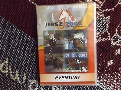 Fei World Equestrian Games Jerez 2002 - Eventing - Dvd - Sealed