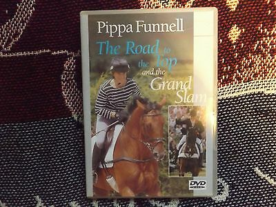 Pippa Funnell - The Road To The Top And The Grand Slam - Dvd