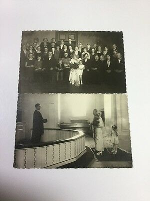 Wwi German Soldier Lot Of Wedding Photographs
