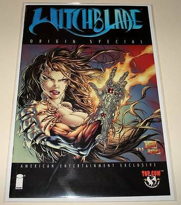 WITCHBLADE ORIGIN SPECIAL # 1 (One-Shot) Image Comic  Oct 1997  VFN