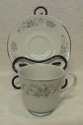 Carlton Corsage Japan 481 Cup And Saucer